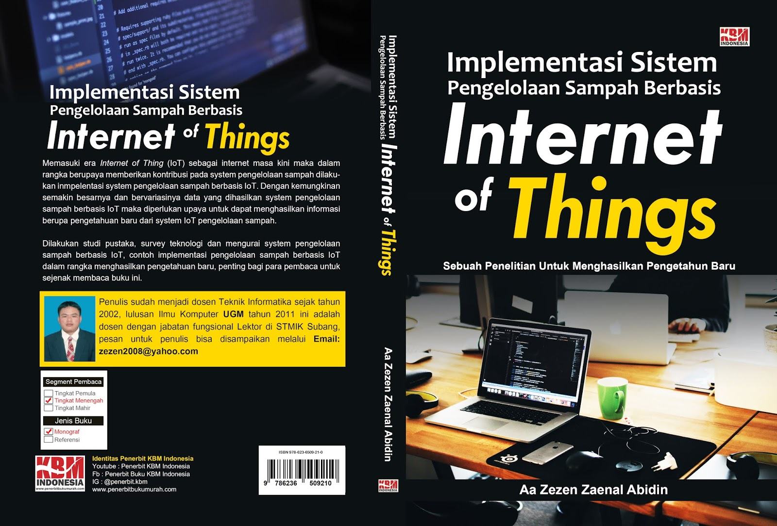 IMPLEMENTASI SISTEM PENGELOLAAN SAMPAH BERBASIS INTERNET OF THINGS