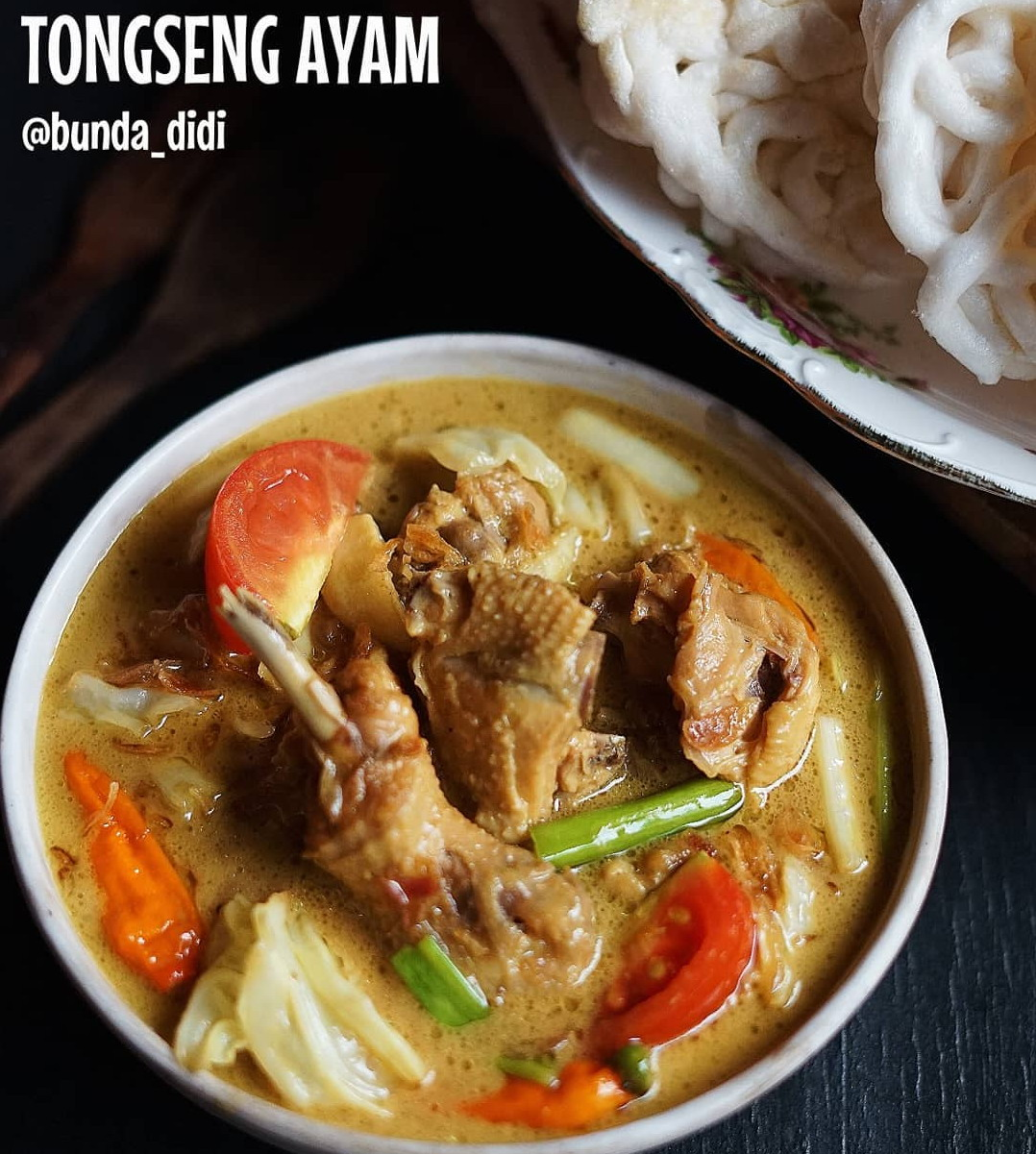 Diah Didi S Kitchen Tongseng Ayam