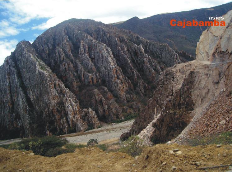 Encuentran restos arqueológicos en cerro de Mamá Dominga - Cachachi