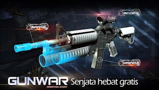 Gun War: Shooting Games Mod Apk
