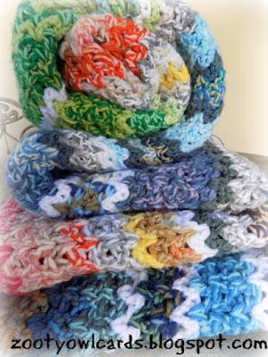 v stitch crochet