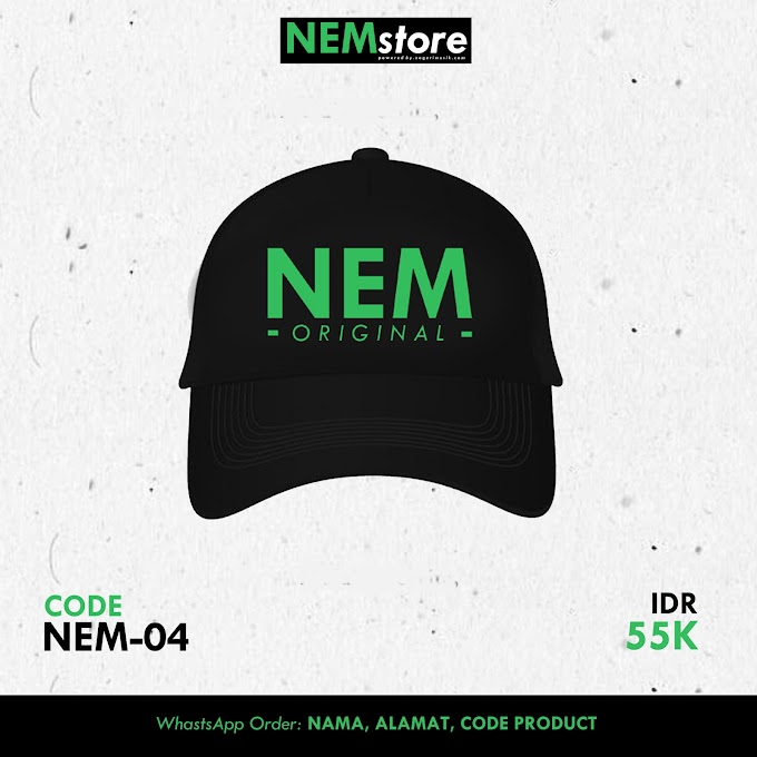 [MERCH] - NEM ORIGINAL