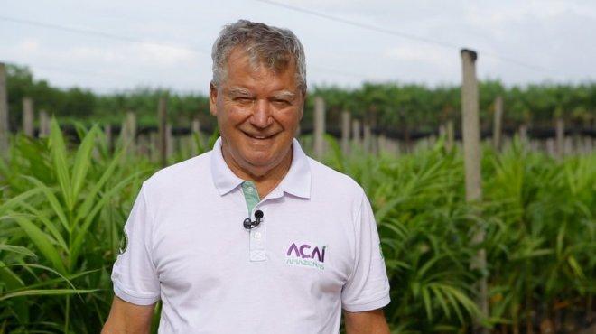 Rei do açaí irrigado e réu na Madeira Limpa, Eloy Vaccaro morre nos EUA