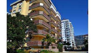 Möblierte Wohnung zum Verkauf in Mahmutlar