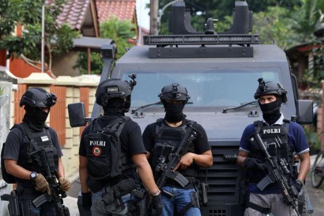 Wah, Densus 88 Tangkap Terduga Teroris di Bone