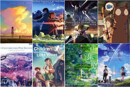 5 Movie Buatan Makoto Shinkai Terbaik Sepanjang Masa!