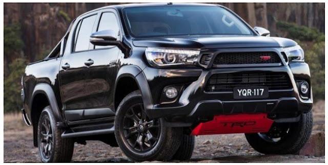 Ingin Saingi Ford Ranger Raptor, Toyota Siapkan Hilux Double Cabin Versi 'Garang'