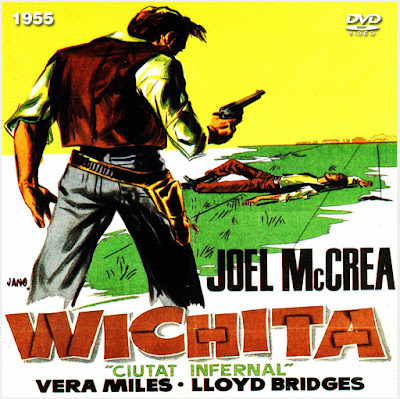 Wichita - Ciutat infernal - [1955]
