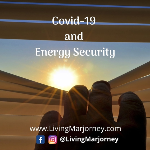 Covid-19 and Energy Security