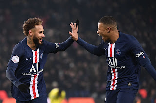 PSG president Al Khelaifi confirms former Barcelona star  Neymar and Mbappe will never leave the club