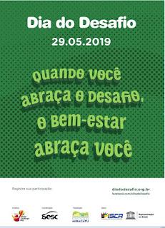 """Miracatu participa do """"Dia do Desafio"""""""