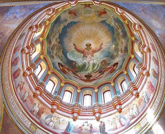 Kramskoy Cristo Salvador Moscú