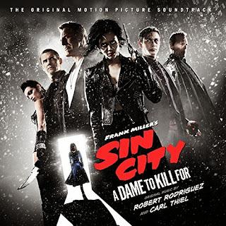 Sin City 2 Una dama por la que matar Canciones - Sin City 2 Una dama por la que matar Música - Sin City 2 Una dama por la que matar Soundtrack - Sin City 2 Una dama por la que matar Banda sonora