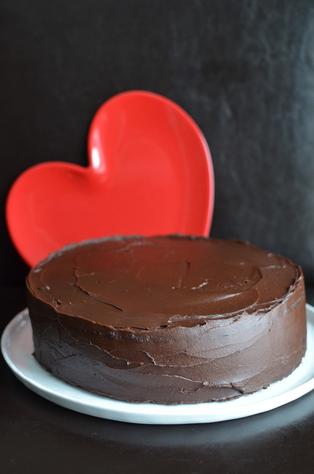 Playing With Flour Devil S Food Cake