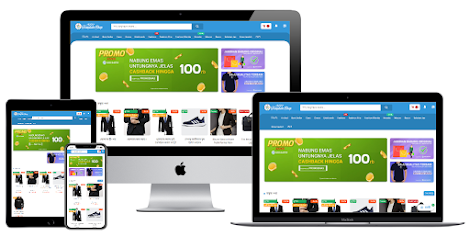 Zorex Bangla E-Commerce Premium Blogger Template