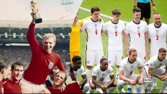 Inggris Menanti Akhir 55 Tahun Paceklik Gelar Juara Piala Euro