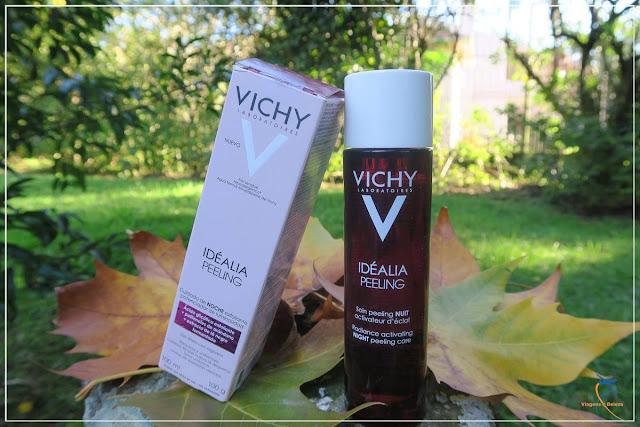 Vichy Idéalia Peeling Ativador de Luminosidade