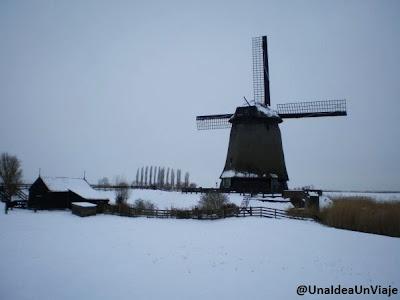Noord Holland - molinos