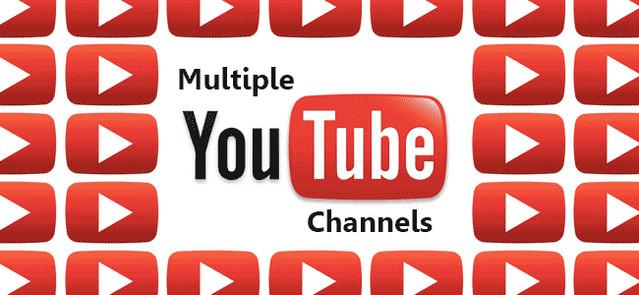 كيفية إنشاء قنوات يوتيوب متعددة باستخدام حساب جوجل واحد