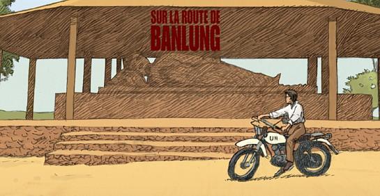 Sur la route de Banlung  - Cambodge 1993