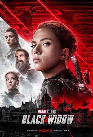 Black Widow 2021 WEB-DL 1080p Latino Descargar