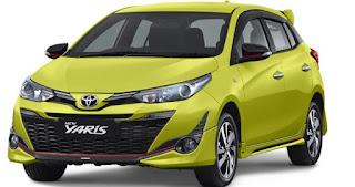 Toyota Yaris NEW 2019