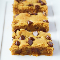 PB Choc Chip Blondies