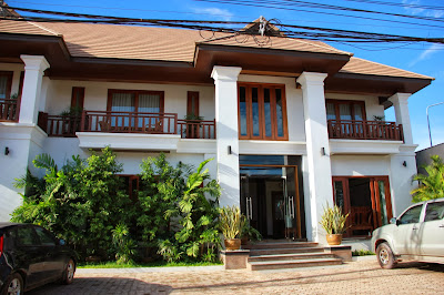 Athena Hotel in Pakse - Laos