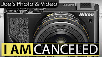 Nikon DL Canceled & The Future Of Point & Shoot Cameras - My Thoughts & Opinion