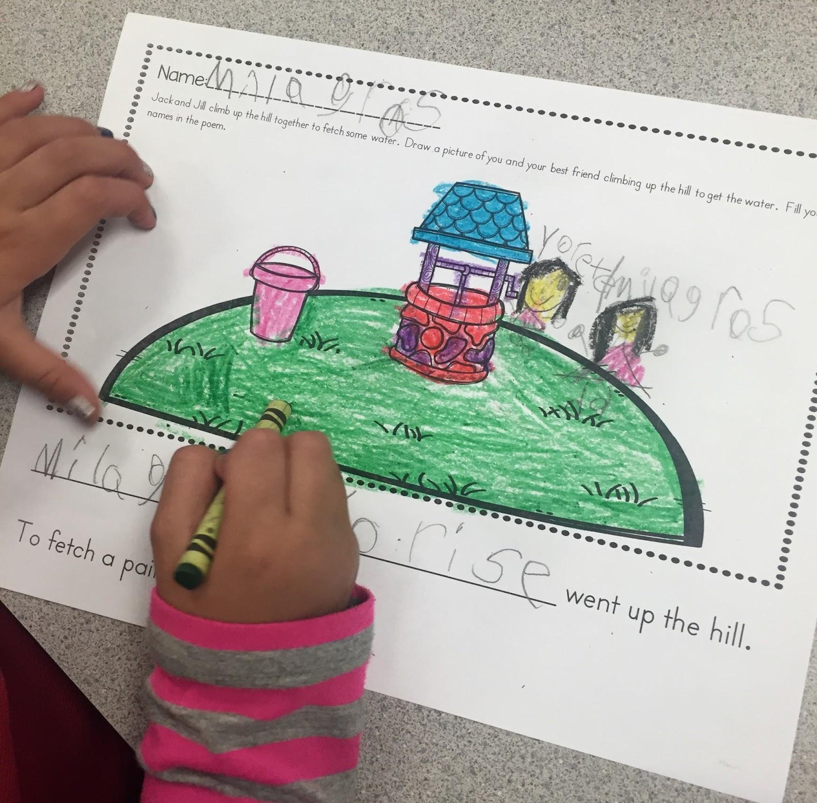 Ms Moran S Kindergarten Kindergarten Sub Plans In A Snap Kindergarten Emergency Sub Plans