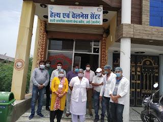 जालौन: कायाकल्प योजना के तहत 17 स्वास्थ्य इकाइयों का असेसमेंट चयनित को मिलेगा पुरस्कार, परिणाम इसी महीने आने की संभावना Jalaun: Assessment of 17 health units under Kayakalp scheme Selected will get prize, result is likely to come this month Hindi news
