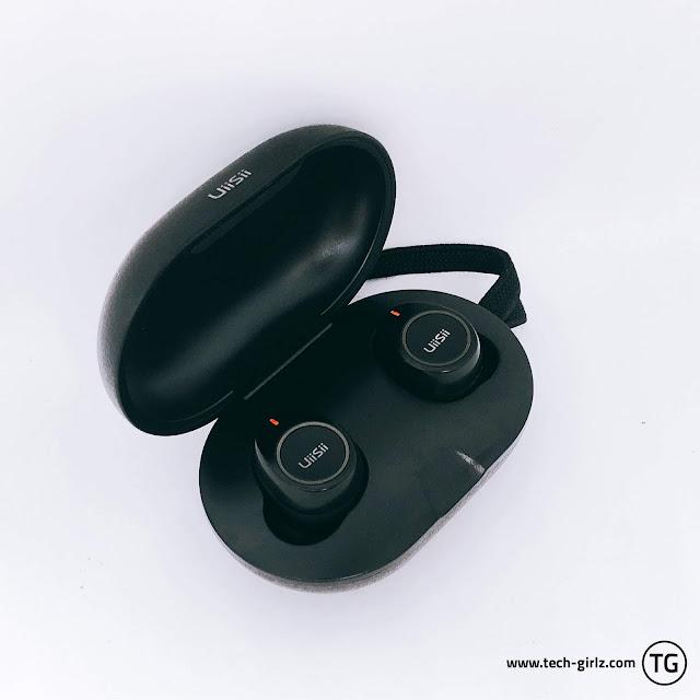 UiiSii TWS60 真無線藍牙耳機