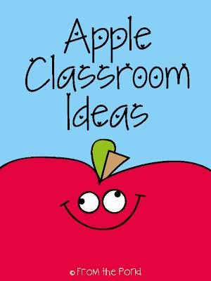 Apple ideas for the classroom