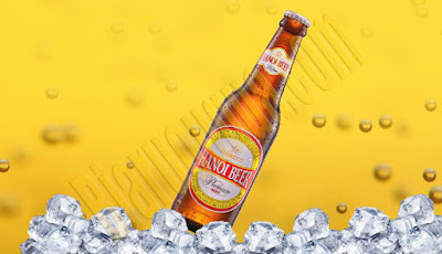 Bia chai Hà Nội beer Premium