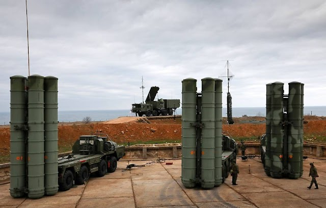 Russia signs contract with Turkey on 2nd batch of S-400
