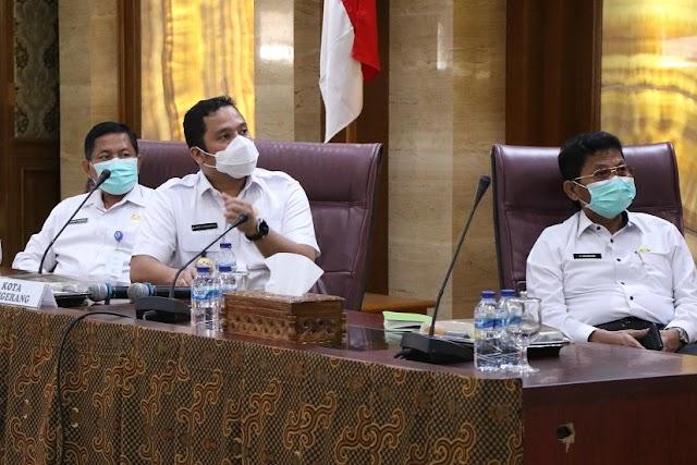 Kota Tangerang Ajukan PSBB Ke Provinsi Banten