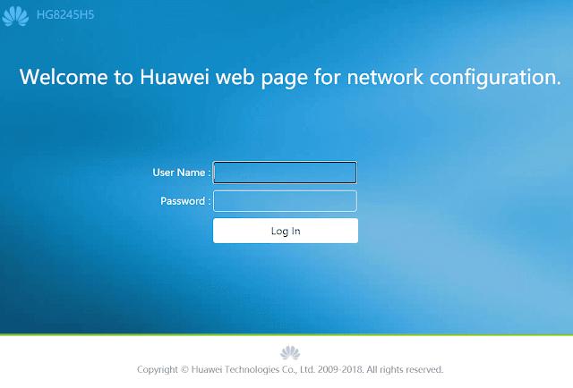 Cara Membuka/Mengaktifkan Port LAN Modem Indihome