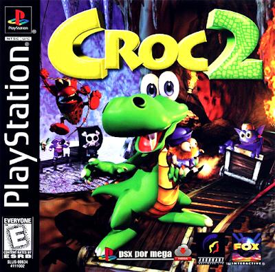 descargar croc 2 psx mega