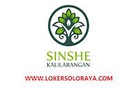 Lowongan Kerja Kasir Toko di Solo Sinshe Kalilarangan