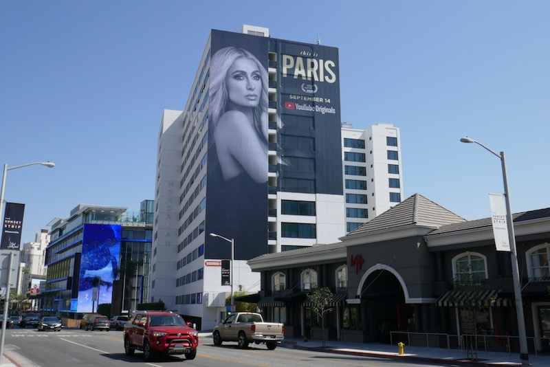 This Is Paris documentary billboard