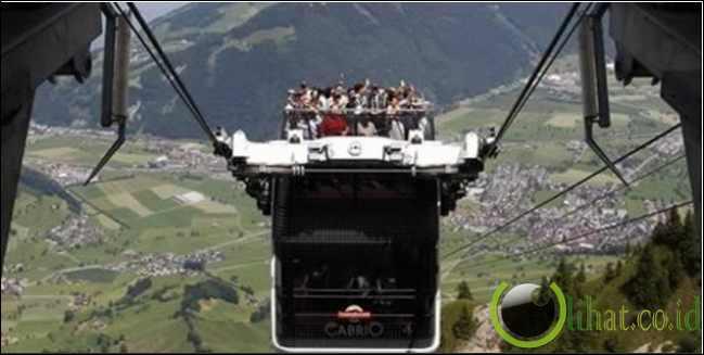 The Cabrio, Switzerland