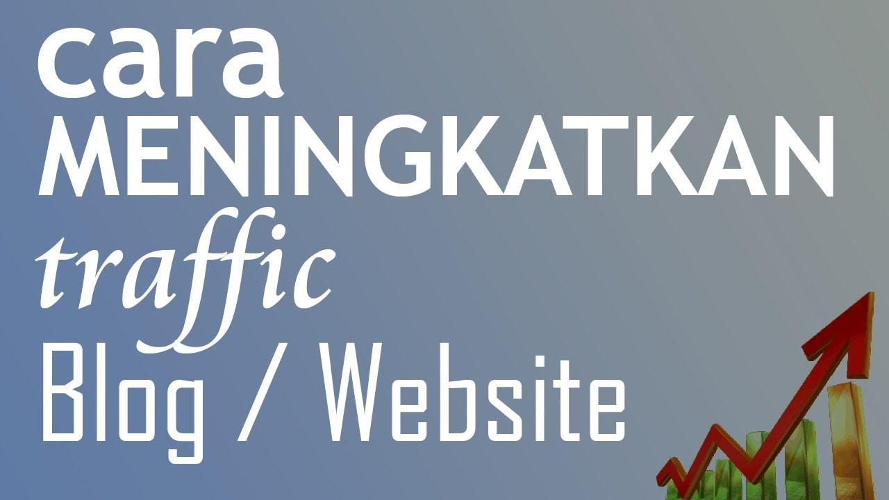 Meski Jarang Update Postingan Namun Traffic Blognya Tetap Stabil, Ini Rahasianya!