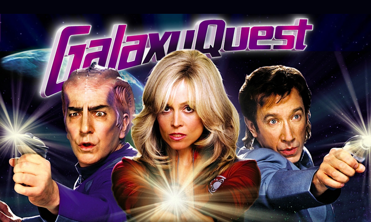 Galaxy Quest Sci-Fi  movie review