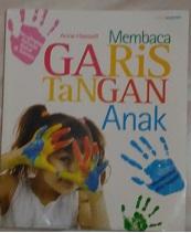 Cara Membaca Garis Tangan Anak