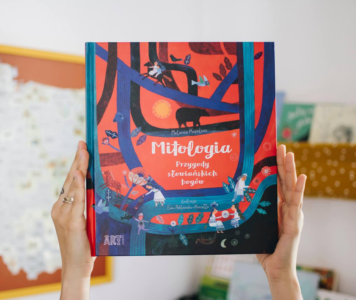 Mitologia słowiańska dla dzieci