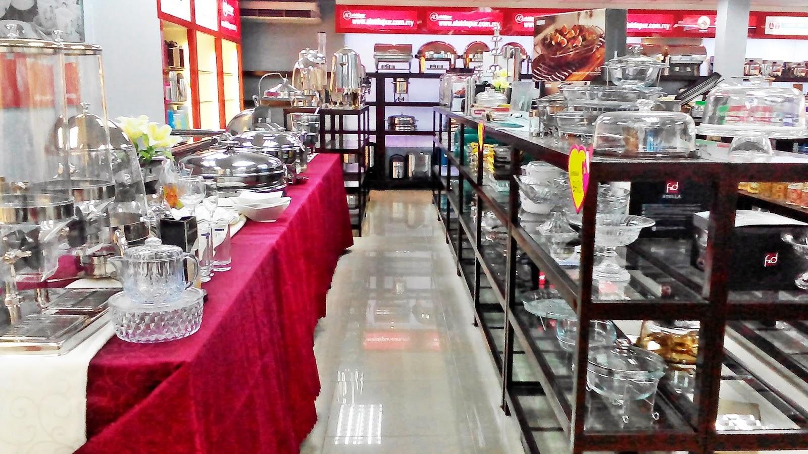 Di Kedai Perniagaan W Jaya Kami Membekal Secara Langsung Kepada Para Peniaga Atau Individu Terdapat Pelbagai Jenis Peralatan Dapur Barangan Makan Set