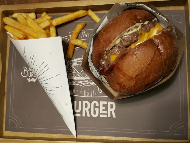 Buarque Burger em Garibaldi