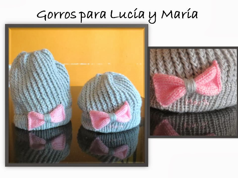 Las Cosas De Sese Gorros De Lana - Hacer-cosas-de-lana