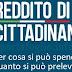 Reddito di Cittadinanza: Come Spenderlo (bollette, spesa, affitto, mutuo, prelievo contanti)