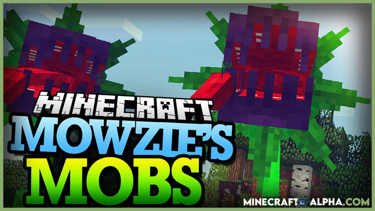 Crazy Killer Mobs Mod Minecraft
